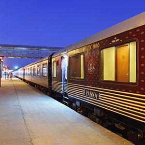 Maharajas Express images