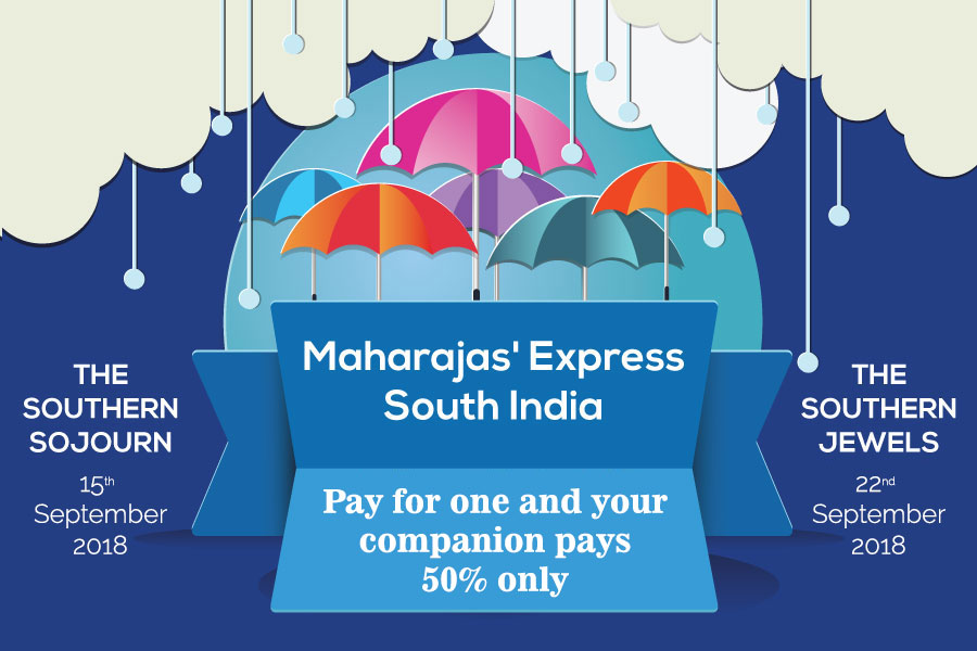 Maharaja Express Offer
